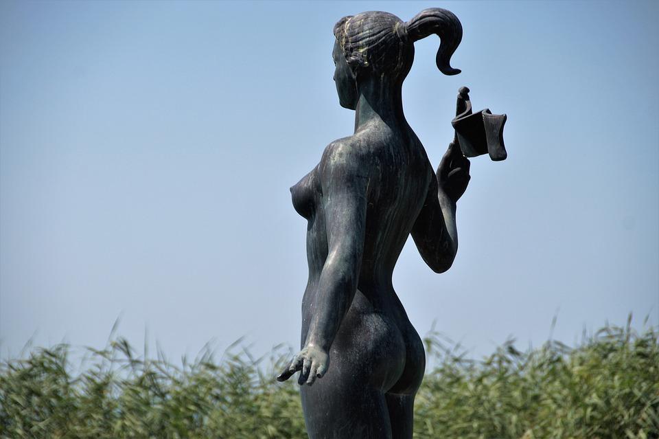 Černá dívka nahý obrázek