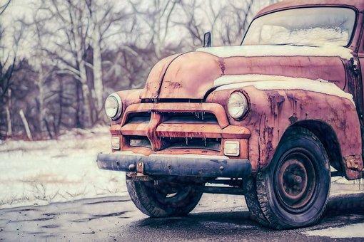 クラシックカー, 車, ビンテージ, 車両, 交通, 古典的な, 自動車