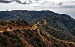 catalina island, california, landscape