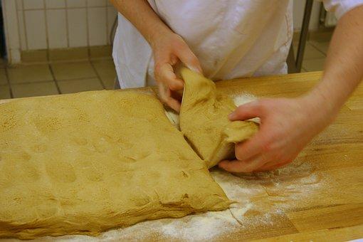 Ciabatta, Bread, Baked, Baker, Food