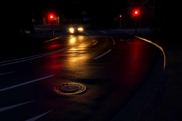 Free Photo Road Night Light Traffic City Free Image