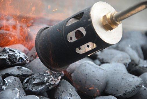 Como encender una Barbacoa de obra