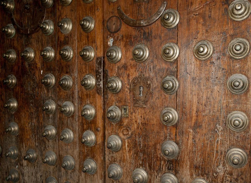 toledo door lock antique & Toledo Door Lock · Free photo on Pixabay