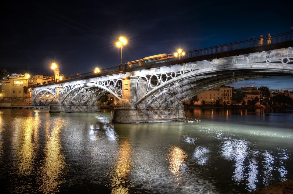Triana, Puente, Sevilla, Ciudad, Andalucía