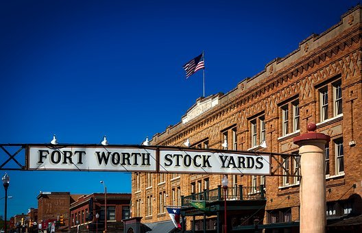 Fort Worth- A city of texas