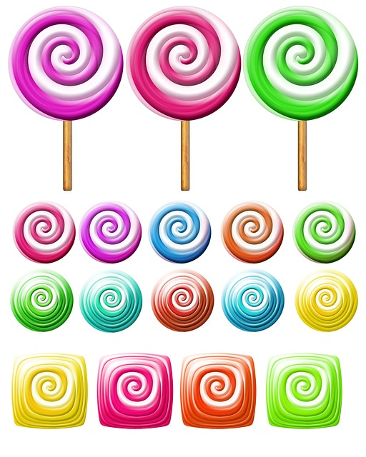 Candy Sucker Lolly 183 Free Image On Pixabay