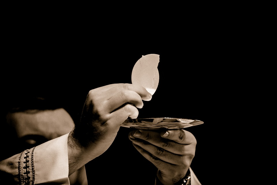 Eucharist, Body Of Christ, Church, Mass, Religion