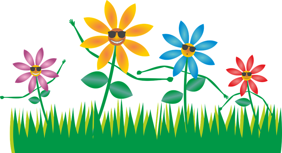 Flowers  Meadow Cool Free vector graphic on Pixabay