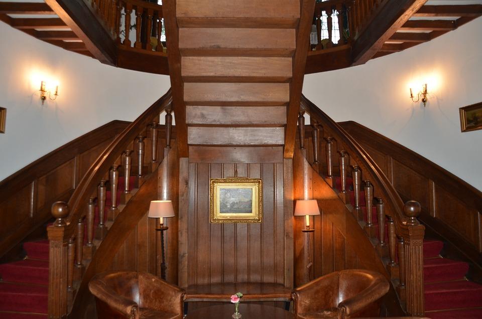 hueco escalera Trampa Hueco De La Escalera Madera Foto Gratis En Pixabay
