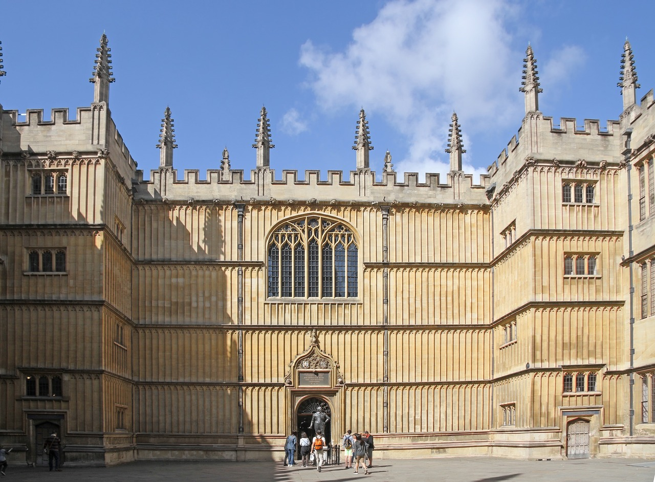 Bodleian Library Duty