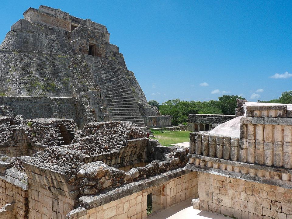 México, Chichén Itzá, Pirámide, Maya