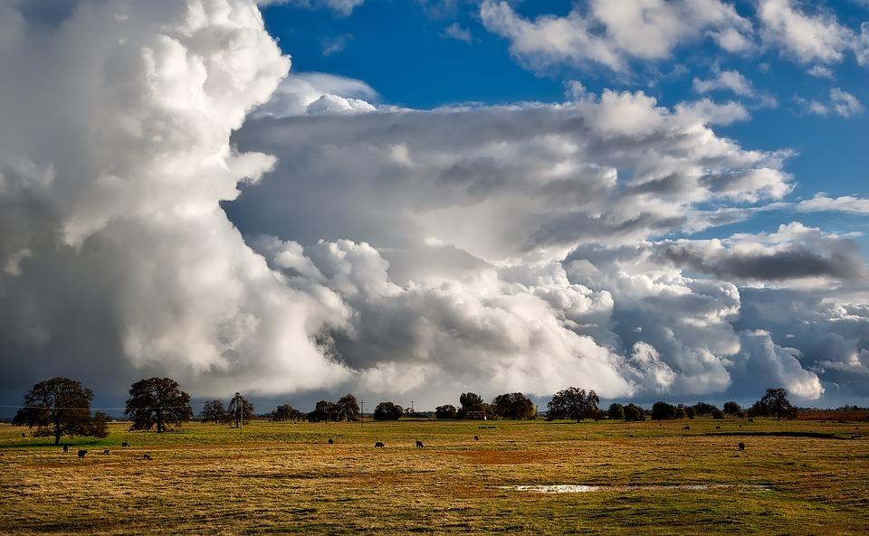 空 雲 雲景画 · Pixabayの無料写...