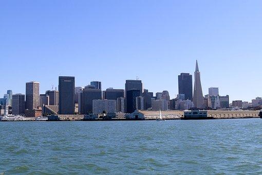 Panorámica de San Francisco, Pirámide Transamérica