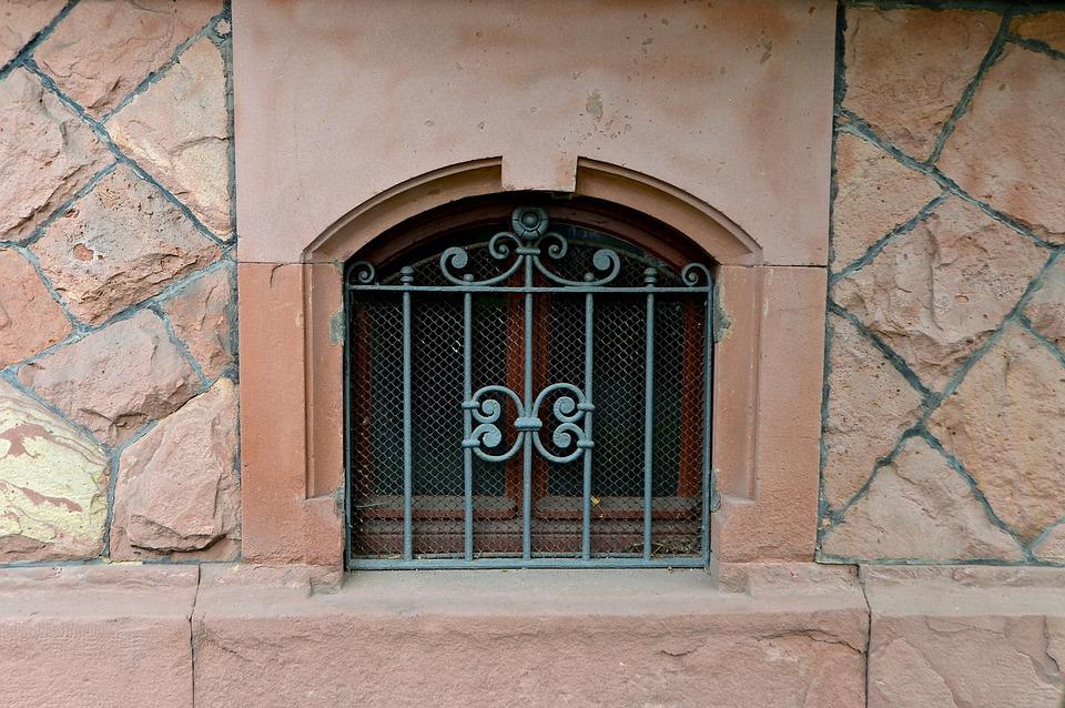 Ruang Bawah Tanah, Kisi Kisi, Art Nouveau, Bangunan