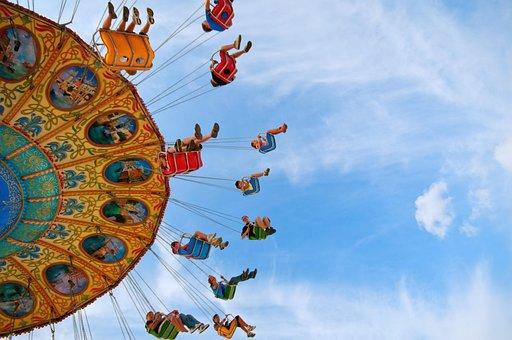 Fair, Ride, Carnival, Amusement Park