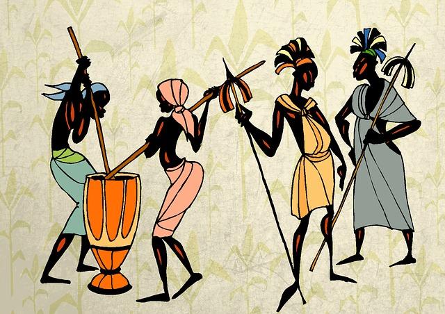 Afrikkalainen Musiikki