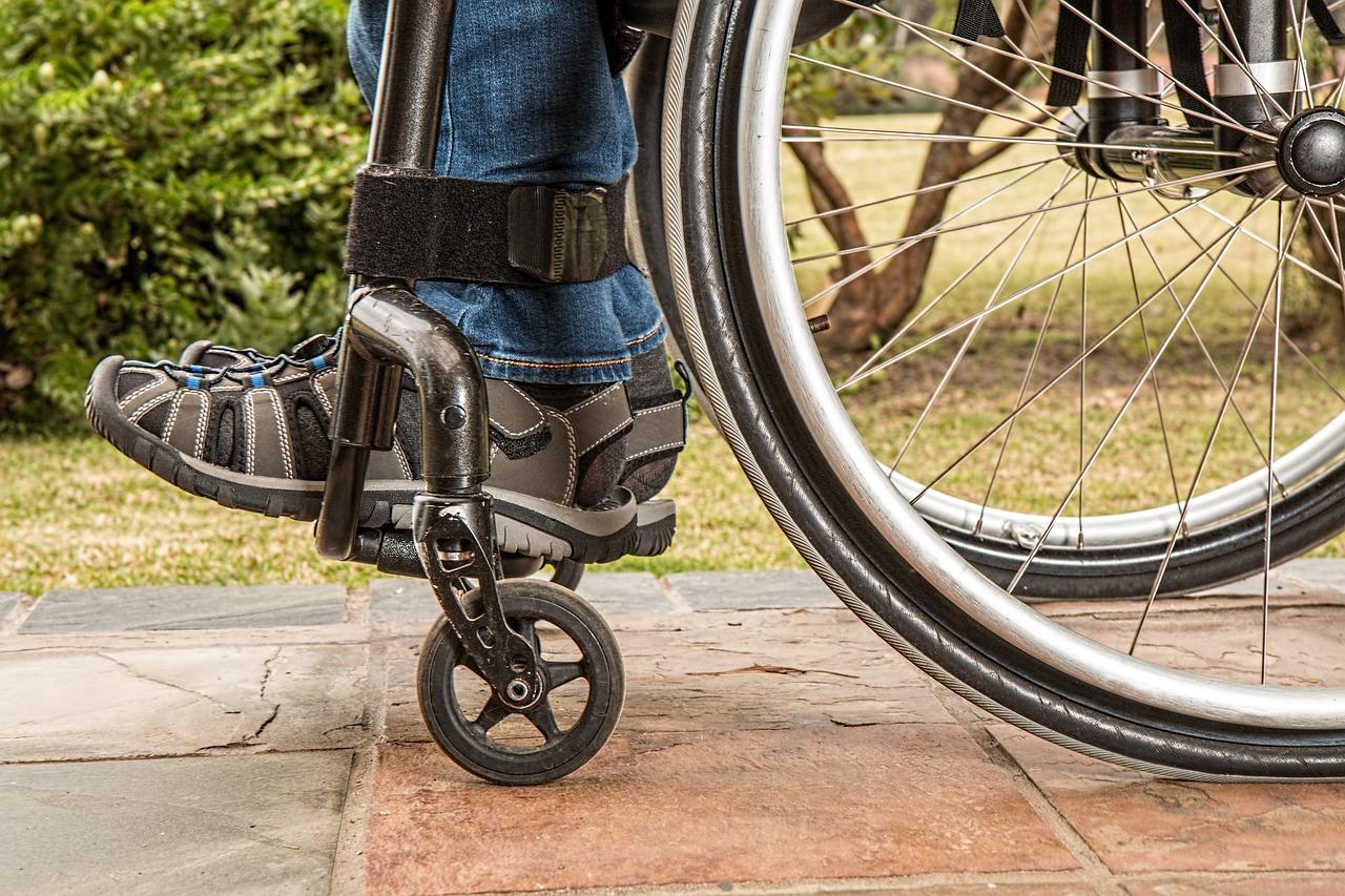 Wheelchair Disability Paraplegic - Free photo on Pixabay