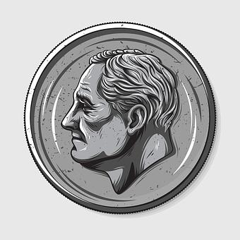 Roosevelt Dimes, Dime, Roosevelt, Money