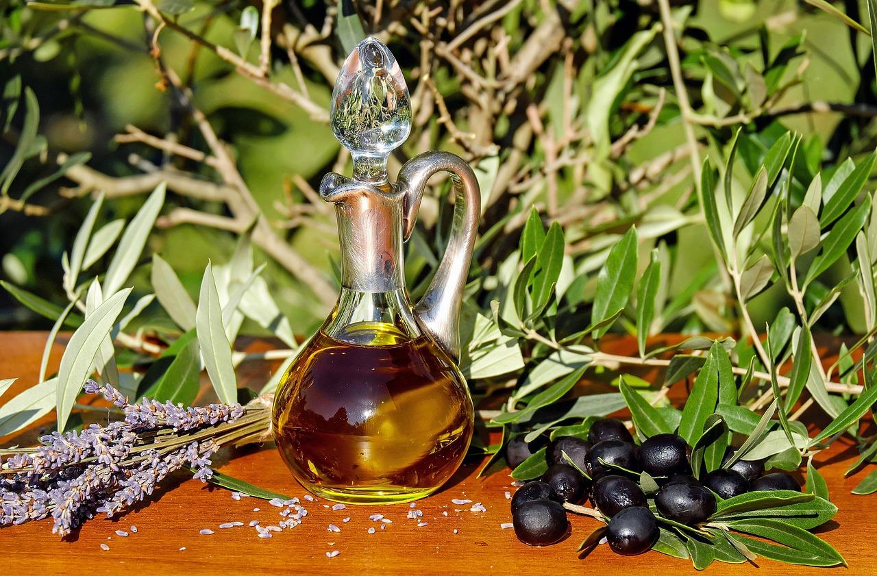 Aceite de oliva en Herrera