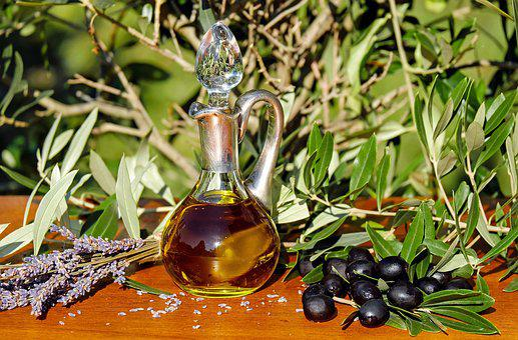 Olive Oil Oil Food Carafe Mediterranean Ol
