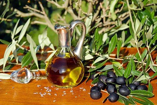 Huile D'Olive, L'Huile, Alimentation