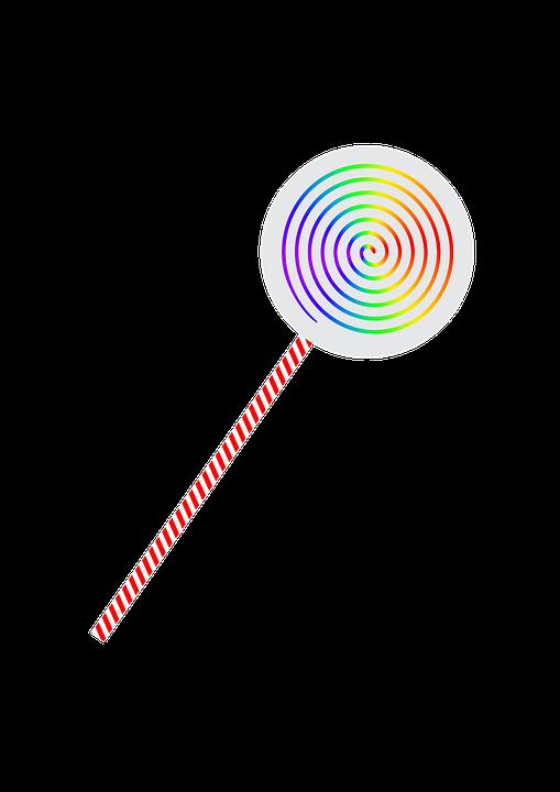 Pirulito Doces Doceria Grafico Vetorial Gratis No Pixabay