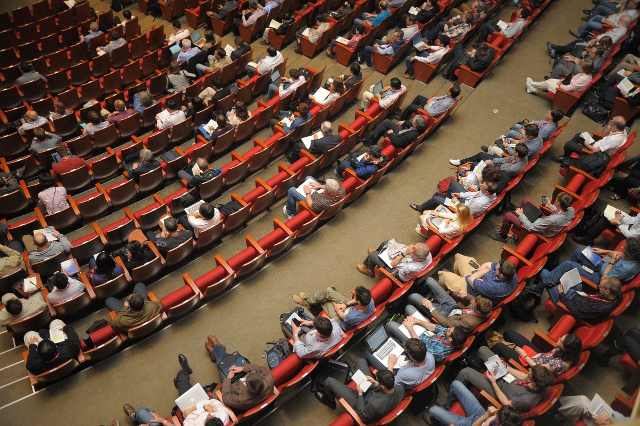 Event marketing - successful conference