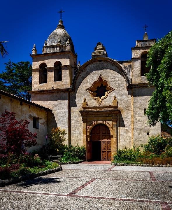 Carmel Mission California Catholic Architecture