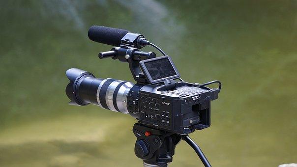 カメラ, ビデオ, テレビ, 映像を実現, 映画撮影術, フィルムカメラ