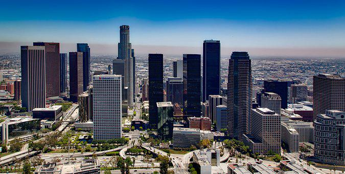 Los Angeles, California, Skyline