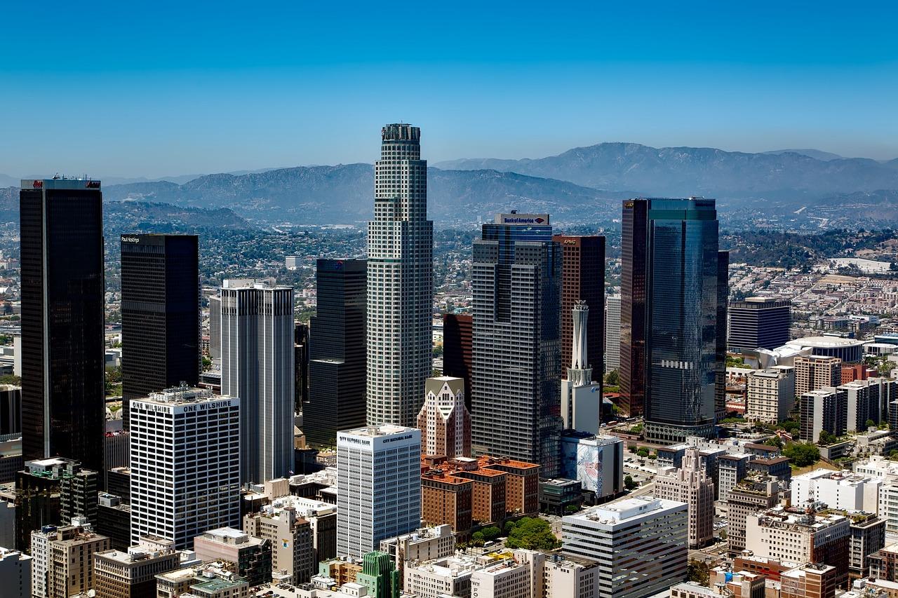 сша картинки лос анджелес метрополитен