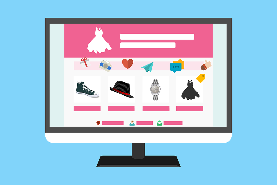 Şablon, Aspect, Site Ul Web, Blog Ul, Temă, E Commerce