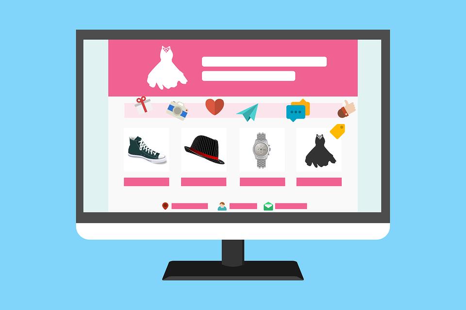 Template, Letak, Situs Web, Blog, Tema, E Commerce