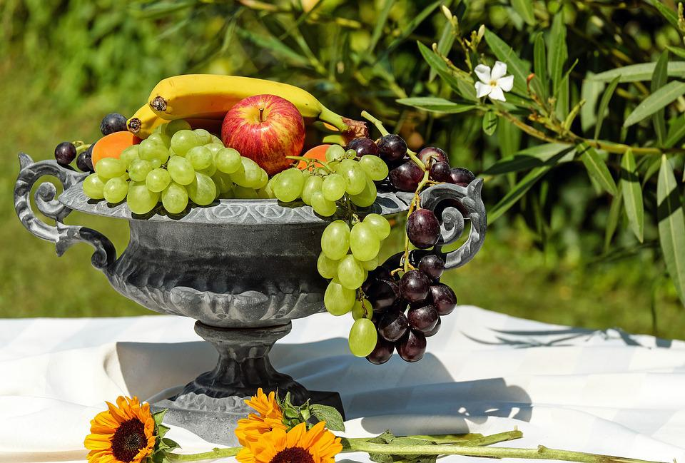 fruit bowl fruits for healthy living