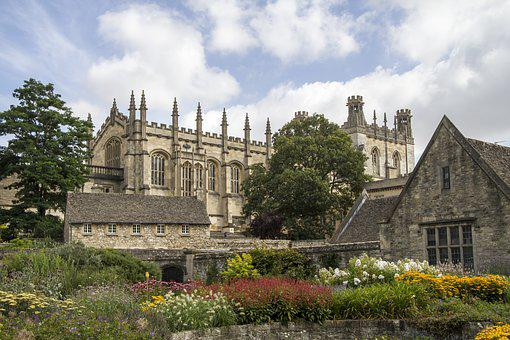 La Cathédrale, Oxford, Christchurch