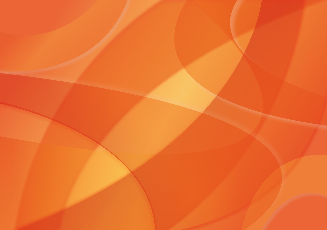 картинка шаблон оранжевый танцевальная композиция