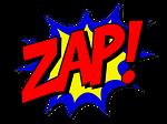 zap, comic, comic book
