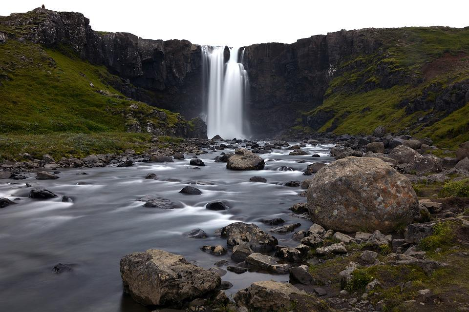 Gufufoss Waterfall Seyðisfjörður · Free Photo On Pixabay