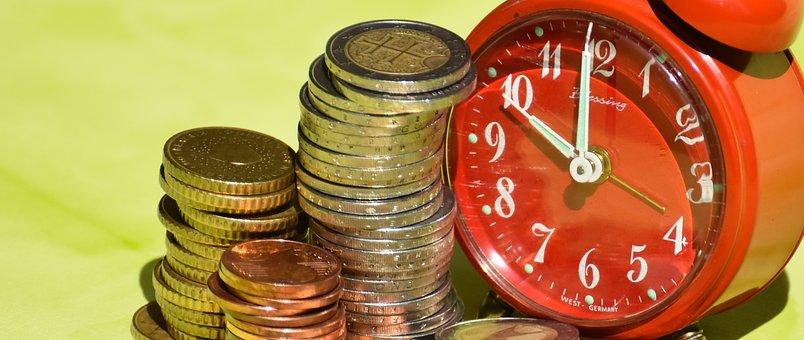 時は金なり, コイン, 通貨, ユーロ, 現金及び現金同等物, リザーブ, 金融