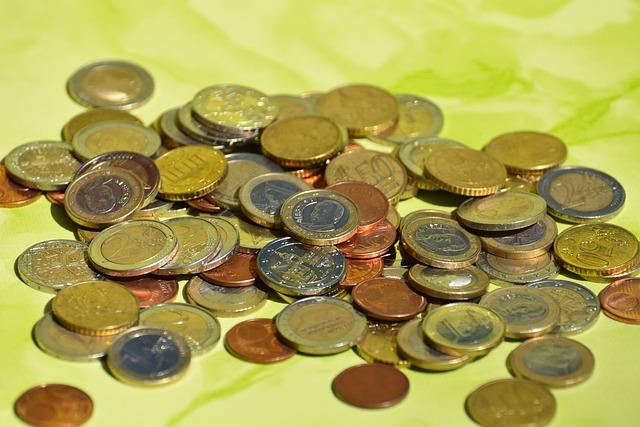 コイン, 通貨, ユーロ, 現金及び現金同等物, リザーブ, 金融, メリット, お金, 埋蔵量