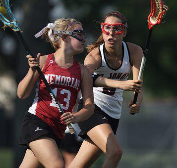 Lacrosse, Female, Competition, Girl