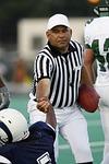 referee, football, helping
