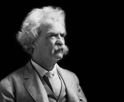 Mark Twain, American, Author, Writer