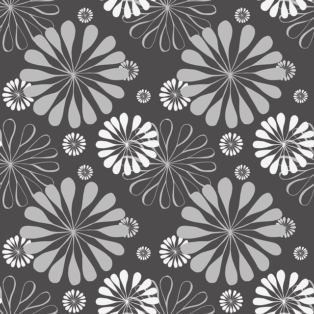 Floral Pattern Background · Free vector graphic on Pixabay