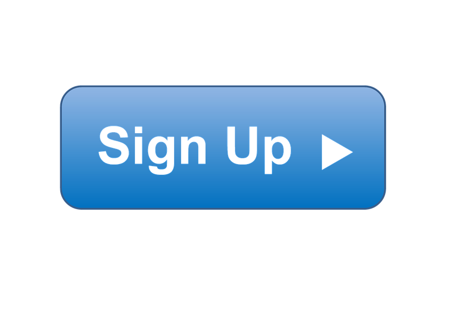 sign up register web free image on pixabay