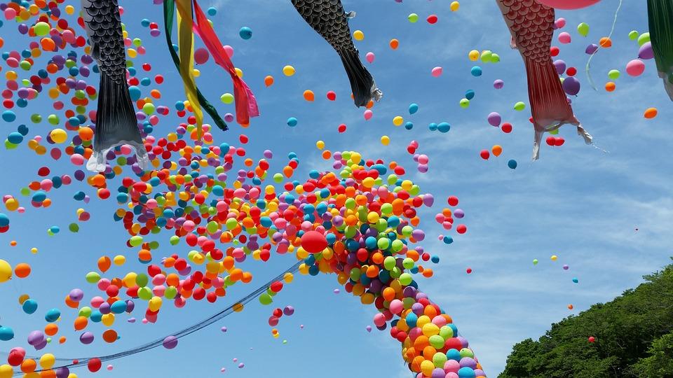 Balon Dzień Dziecka Japonia - Darmowe zdjęcie na Pixabay