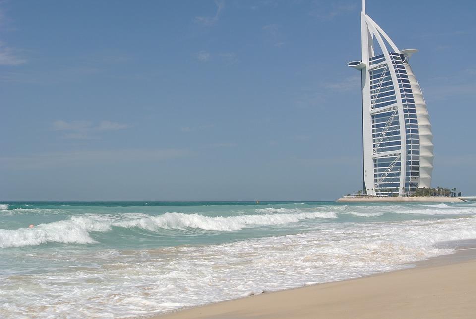 Jumeirah Beach - Tourist Attractions in Dubai