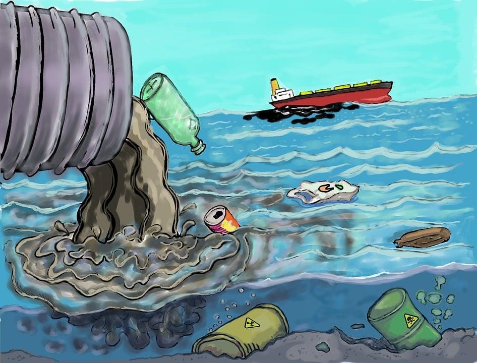 Contaminación, Basura, Degradación, Medio Ambiente, Mar