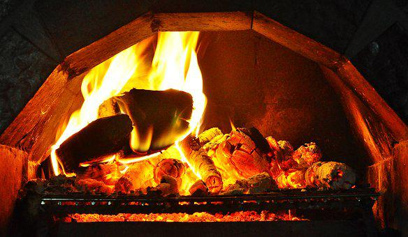 Download free pictures about Fireplace from Pixabay