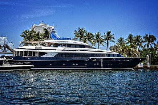 Yacht, Fort Lauderdale, Florida